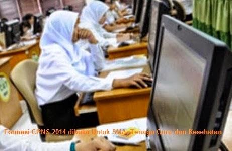 Persyaratan Pendaftaran CPNS 2014 Secara Online