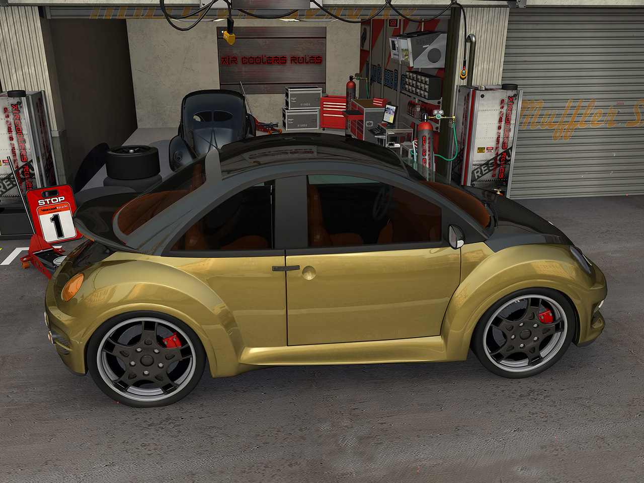 auto cars project new beetle. Black Bedroom Furniture Sets. Home Design Ideas