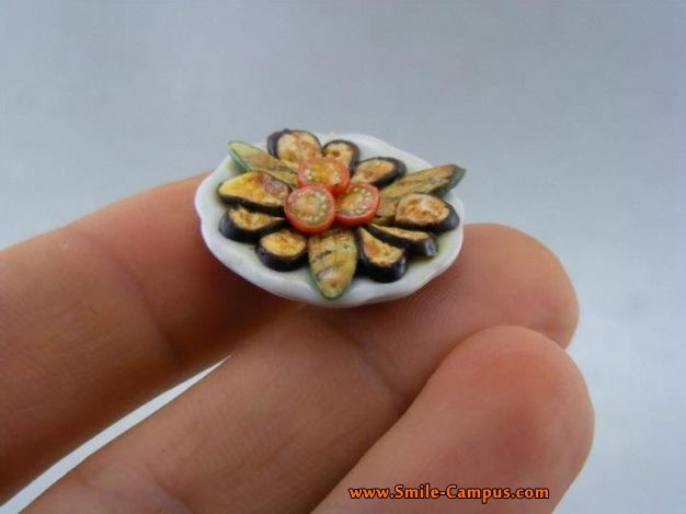 Creative Food Sculptures