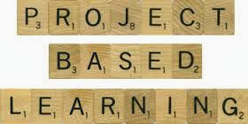 Anthony Capps talks about project based learning.