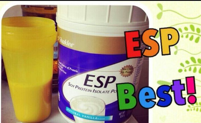 ESP best gila!