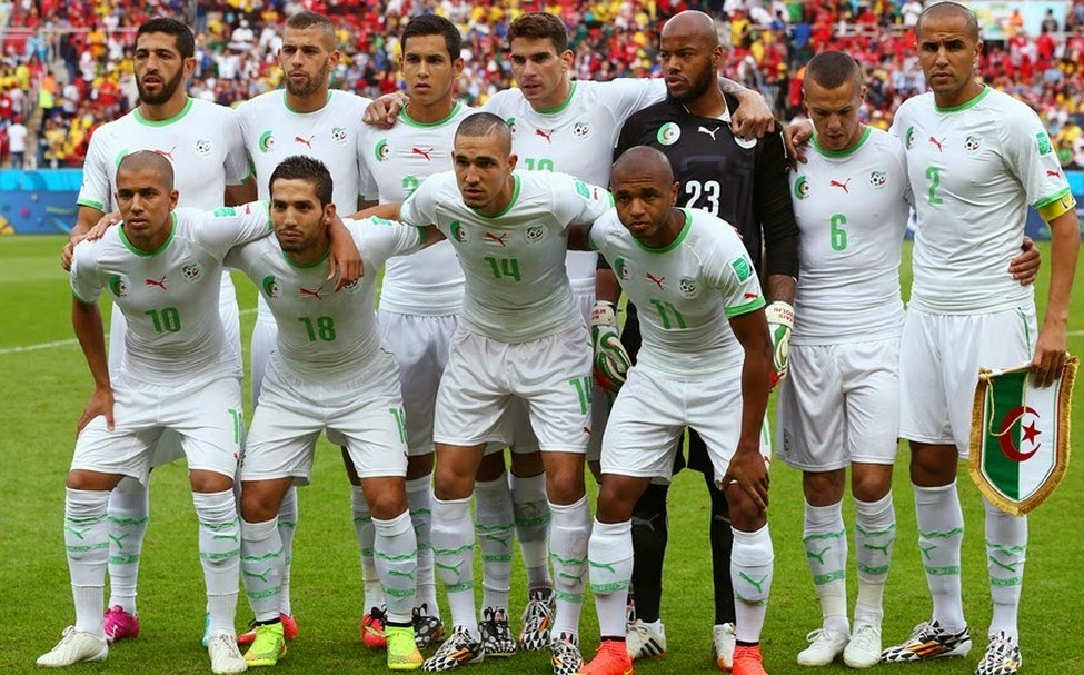 اهداف مباراة الجزائر واثيوبيا 2-1 [تصفيات كأس افريقيا 2015] Algeria vs Ethiopia