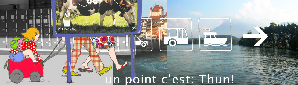 un point c'est: Thun!