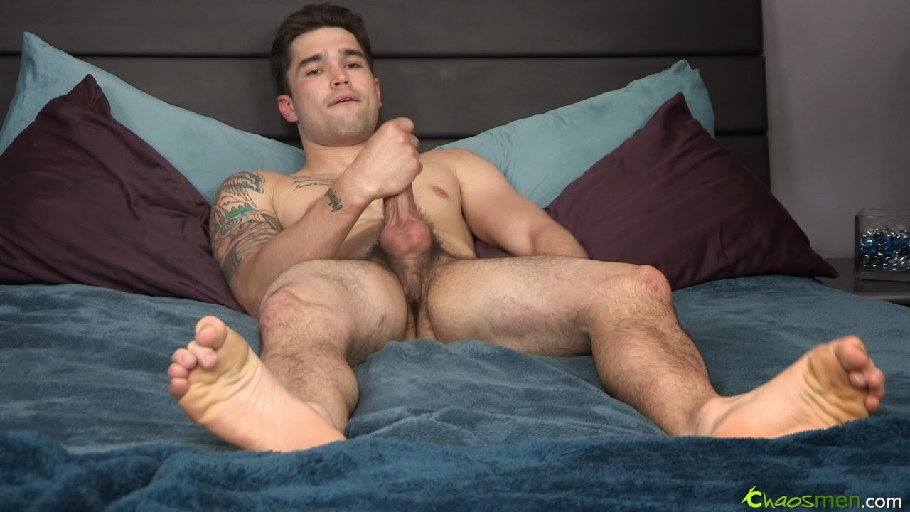 Jerking Off For Home Pleasure