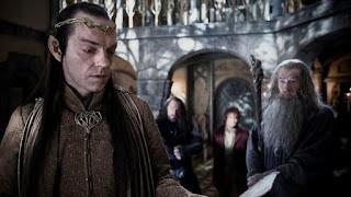 Valfenda, O Hobbit