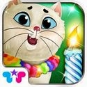 Kitty Cat Birthday Surprise: Care, Dress Up & Play! App - Kids Apps - FreeApps.ws