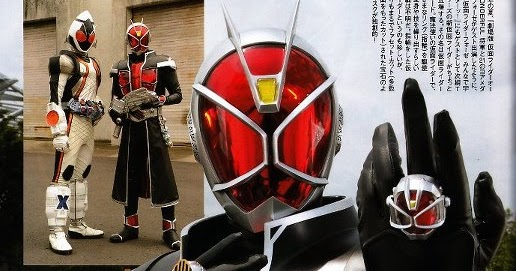 David The Decade Gallery: Kamen Rider Wizard Episode 1-29 ...