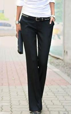 В Париже разрешили носить брюки. Женщинам. Матемтаика для блондинок.