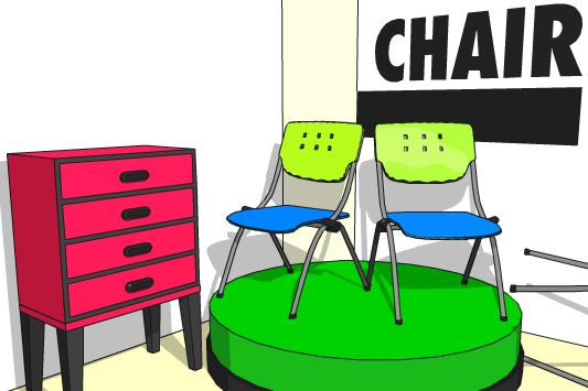 chair escape walkthrough