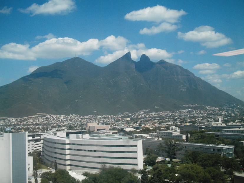 Monterrey Mexico  city pictures gallery : It's most unique characteristic is that is a city surrounded by ...