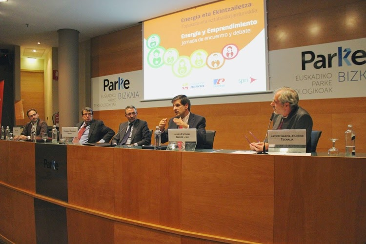Jornada sobre Energía y Emprendimiento