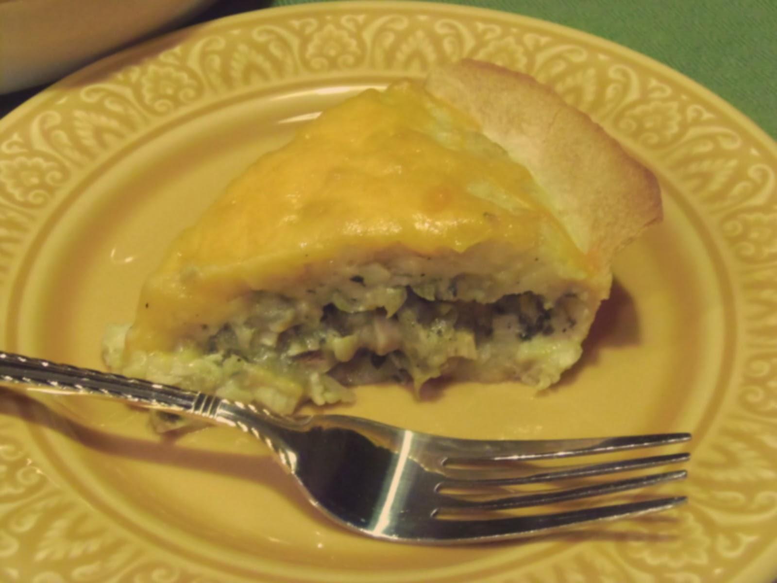Kudos Kitchen By Renee: Chicken Quesadilla Pie