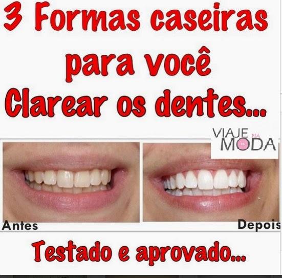 Tag Escovar Os Dentes Com Bicarbonato Clareia