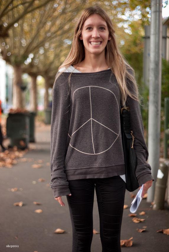 NZ street style, Wildfox, NZ fashion, sexy girls, street style