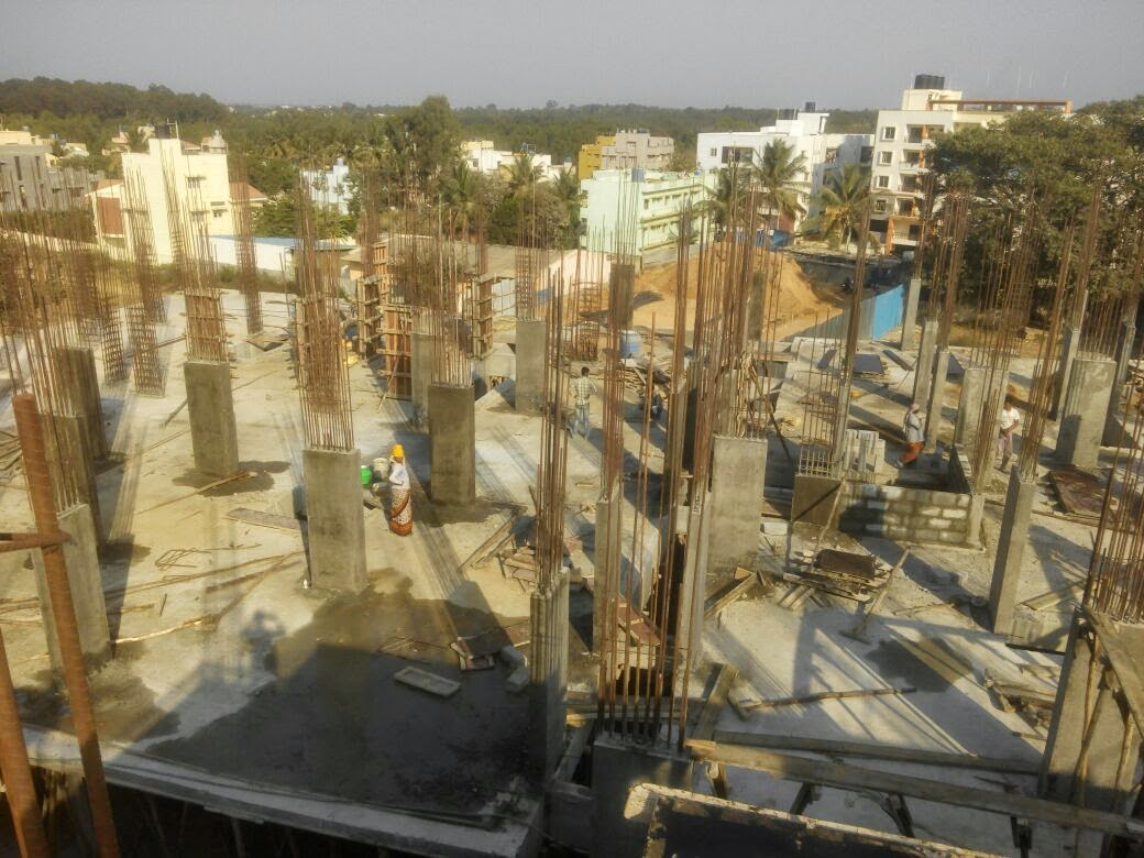 Dreamz Sneh Under Construction Apartment at Marathahalli 5