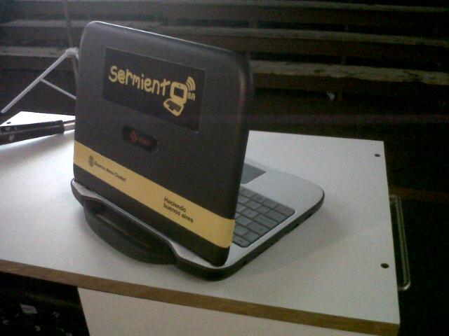 ¿Problemas con la netbook del plan Sarmiento? ¡Entra!