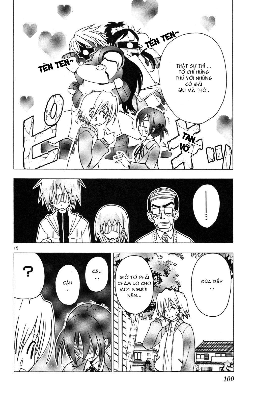 Hayate No Gotoku! trang 15