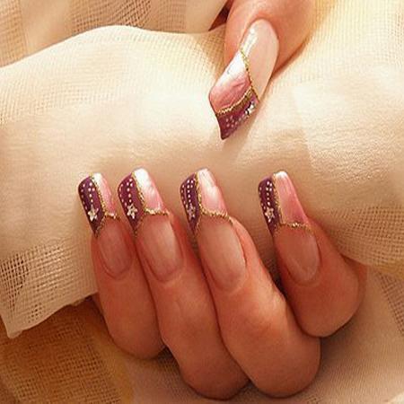 Us winter fashion nail art design for girls 2012 part 9 nail art design for girls 2012 part 9 prinsesfo Gallery