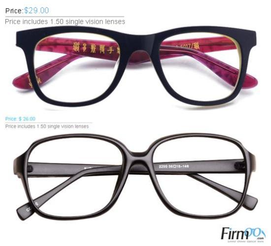 kacamata frame besar