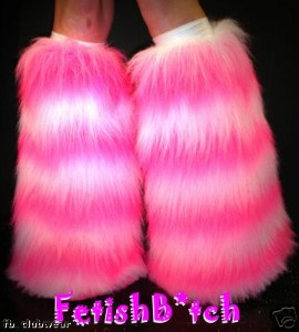 Fuzzy Boots Rave5