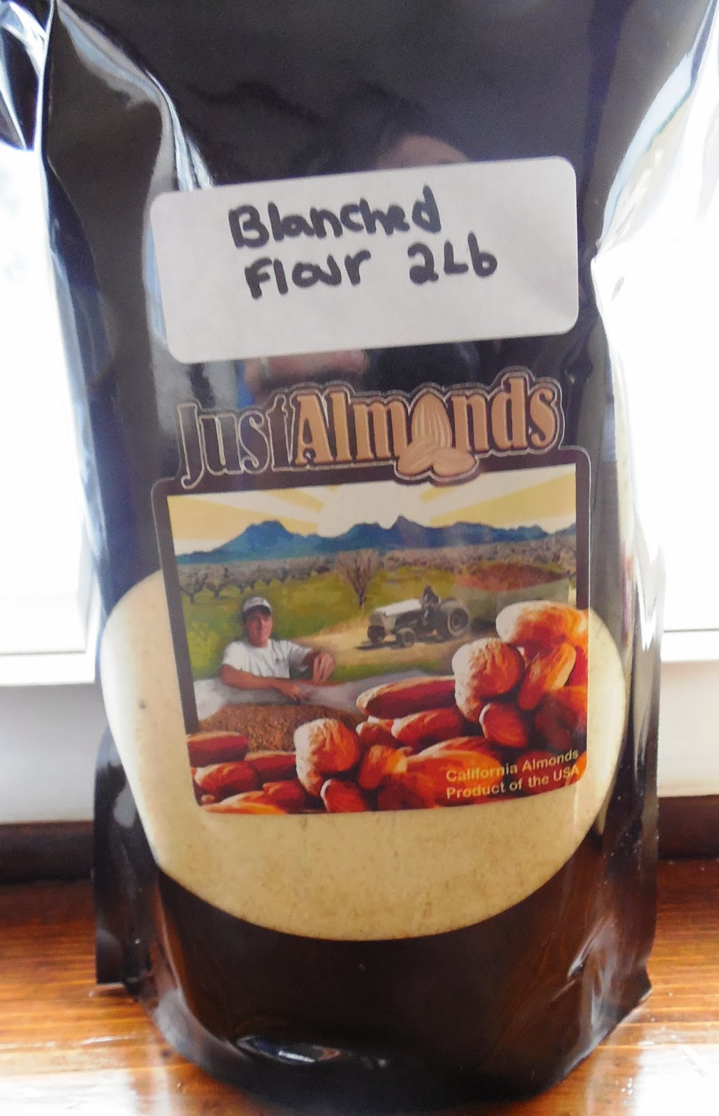 Just Almonds Flour
