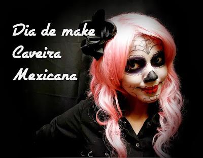 Caveira Mexicana - Sugar Skull