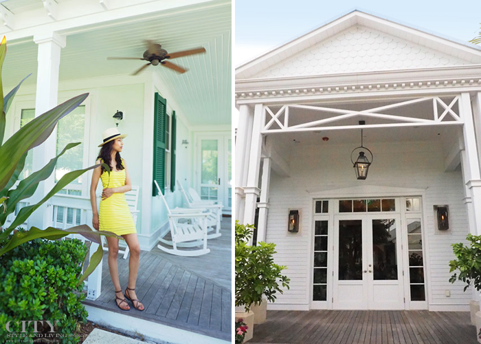 sunset key guest cottages blogger style