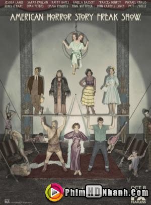 Ngôi Nhà Ma Ám Phần 4 - American Horror Story Season 4