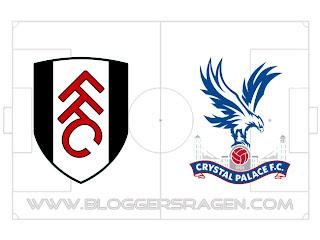 Prediksi Pertandingan Crystal Palace vs Fulham