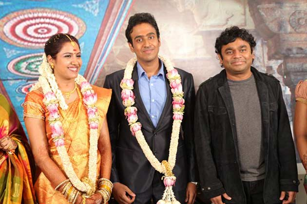 Director K.S.Ravikumar daughter marriage Stills