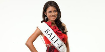 Juara Miss Indonesia 2012