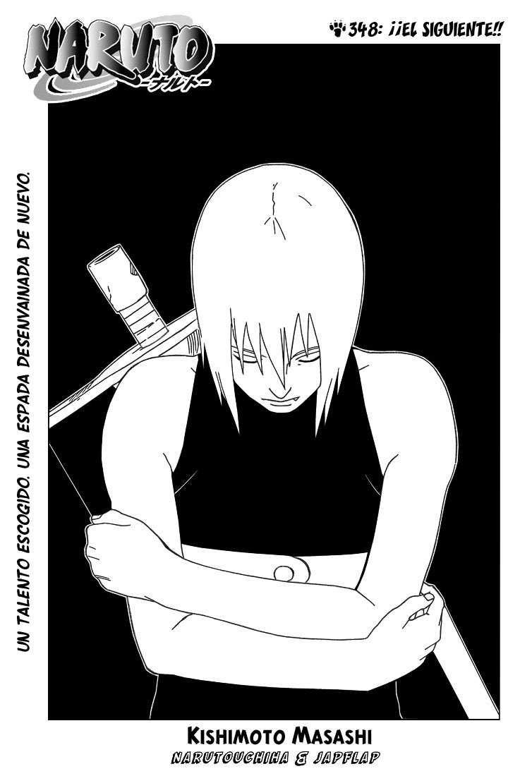 Naruto Shippuden Manga 348