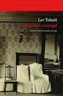 La felicidad conyugal, Tolstoi, literatura, Rusia