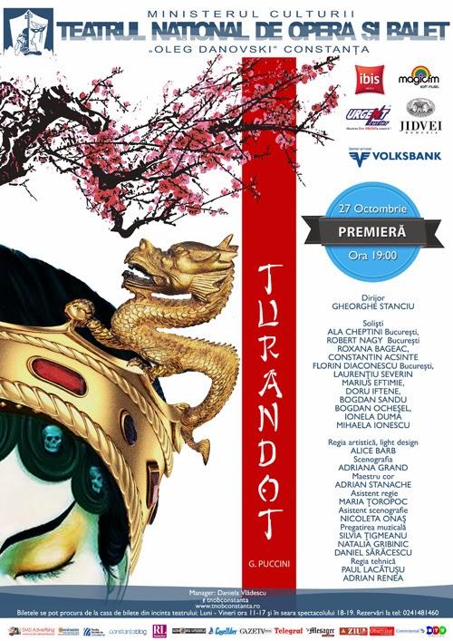 Turandot Constanta