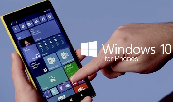Windows 10 Technical Preview on Smartphones & Tablets