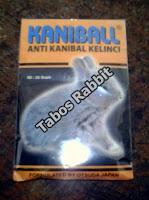 obat anti kanibal pada kelinci