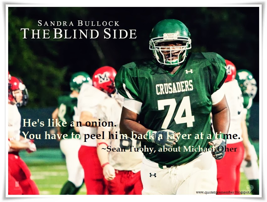 The Blind Side Essay On Courage The Blind Side Full Movie  Youtube Teaching Essay Writing High School also What Is The Thesis Of A Research Essay Compare And Contrast Essay On High School And College