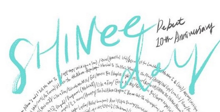 Happy Anniversary SHINee! Send Your Video To Them!