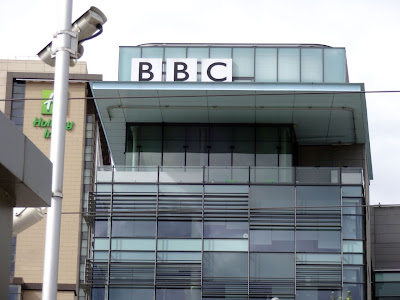 The BBC at MediaCity UK