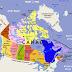 نظرة علي جغرافية كندا وتقسيمها الادراي
