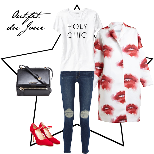 holy chic outfit du jour