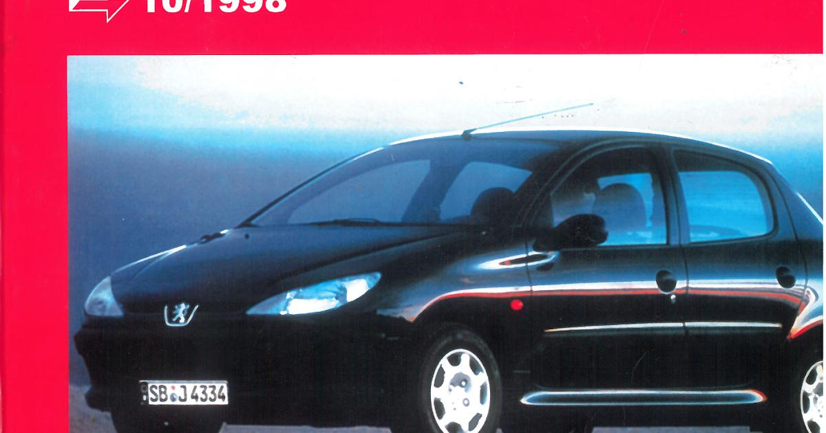 Peugeot 206 1 1 Xr Peugeot 206 Manual De Utilizare In
