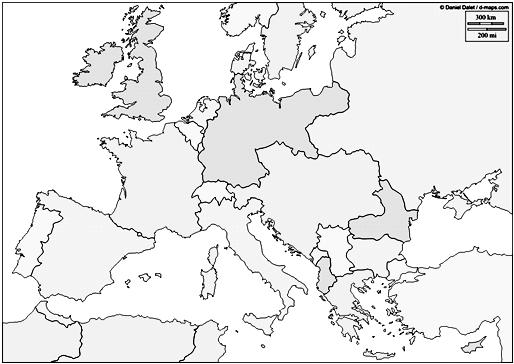 que paises participaron en la primera guerra mundial y