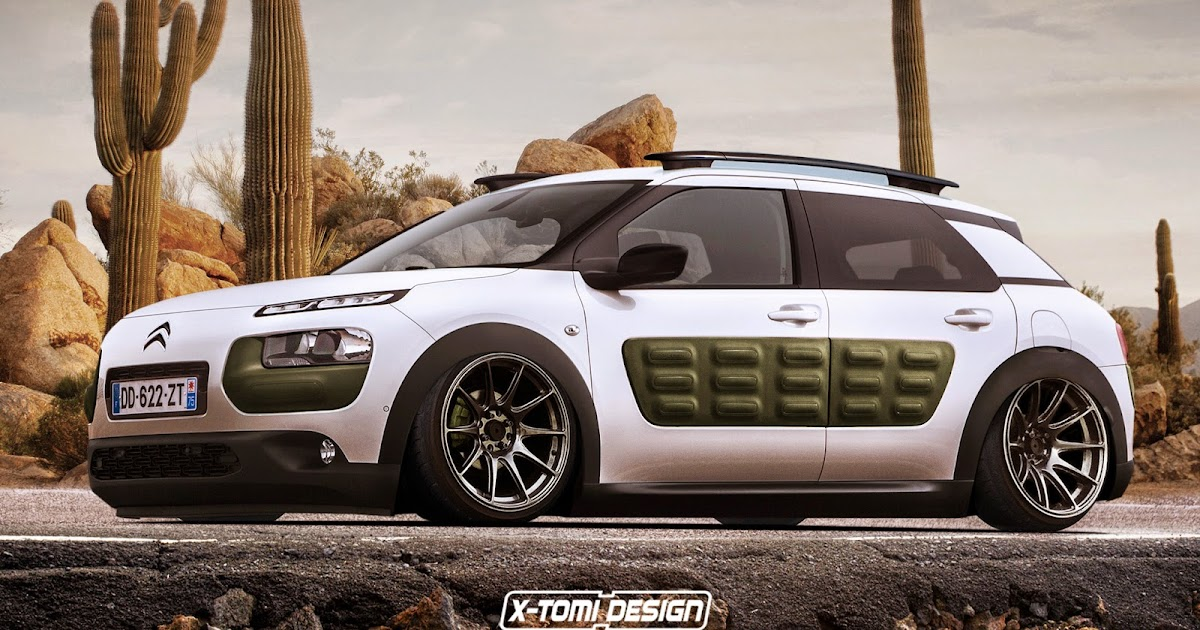 x tomi design citroen c4 cactus. Black Bedroom Furniture Sets. Home Design Ideas