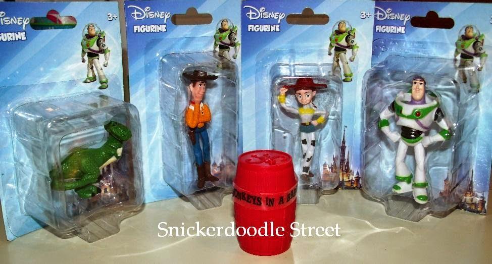 Toy Story Figurines : Disney pixar toy story aliens figurines jouets pour les enfants