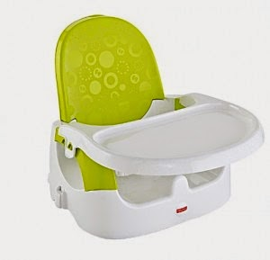 Amazon: Buy Fisher-Price Quick Clean Portable Booster at Rs.5681