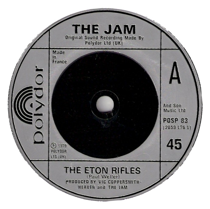 Jam The Eton Rifles See Saw