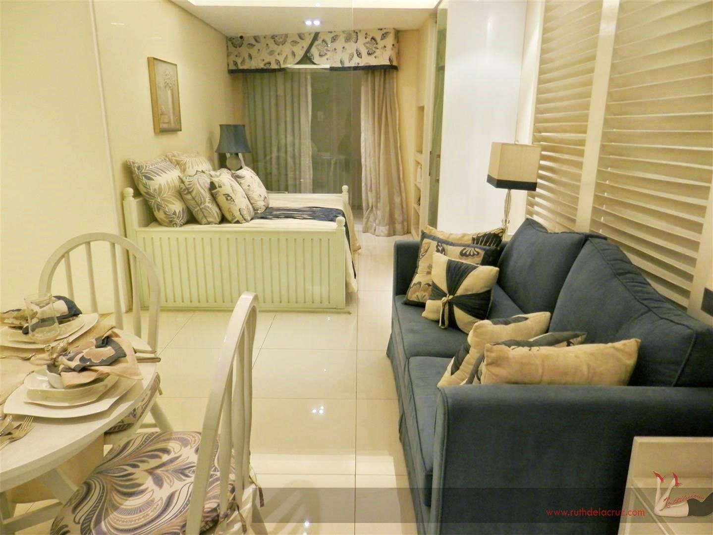 Elegant House Like Layout Condominium Design