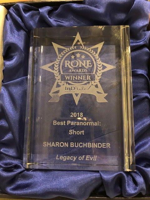 RONE Award Legacy of Evil