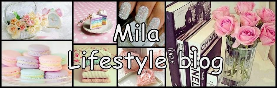 Mila - Oficjalny blog...